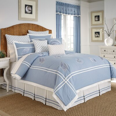 Cape May Comforter Set Size: California King