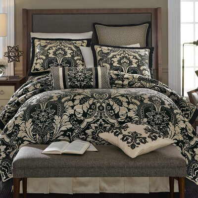 Napoleon 4 Piece Comforter Set Size: California King