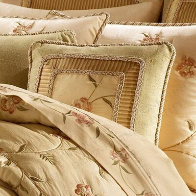 Rosebud Fashion Throw Pillow