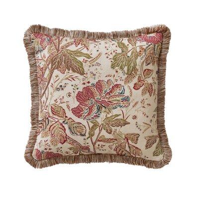 Camille Cotton Throw Pillow
