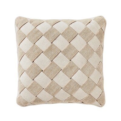 Camille 100% Cotton Throw Pillow