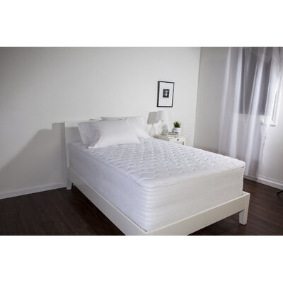 Croscill Polyester Mattress Pad Size: Queen