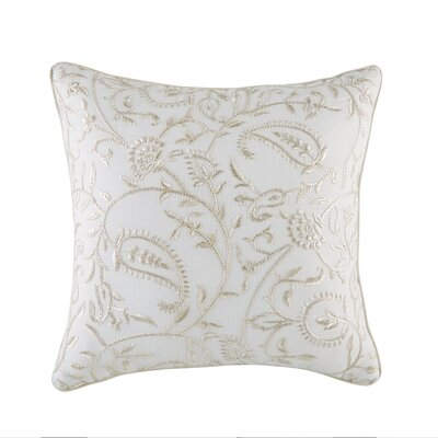 Cela 100% Cotton Throw Pillow
