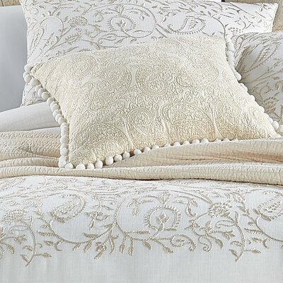 Cela Fashion 100% Cotton Throw Pillow