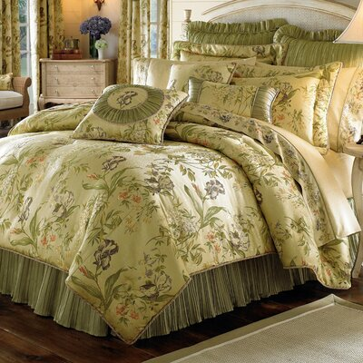 Iris Comforter Collection