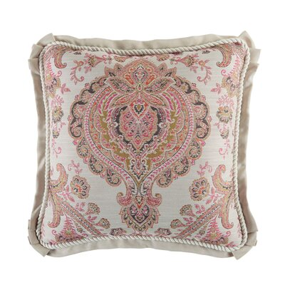 Giulietta Throw Pillow
