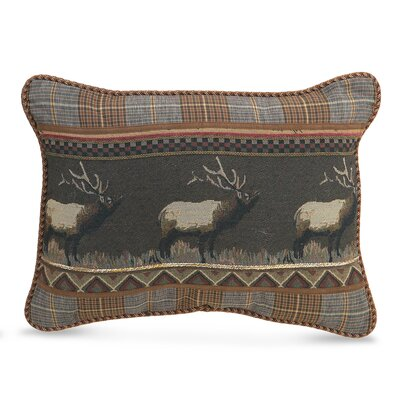 Caribou Outdoor Boudoir Pillow