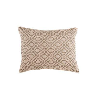 Alana Lumbar Pillow Color: Brown