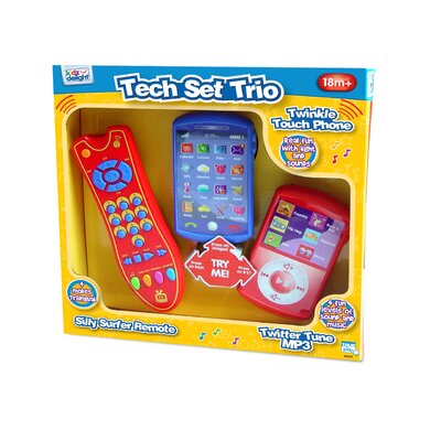 Kidz Delight Tech Trio Set Educational Toy at Sears.com