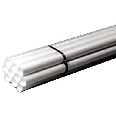 80' PVC Tubing 5' Long 16 Tubes 030292-016