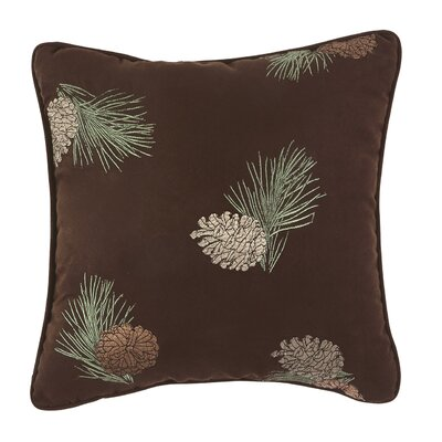 Kodiak Fashion Throw Pillow