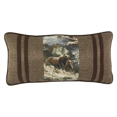 Kodiak Boudoir/Breakfast Pillow