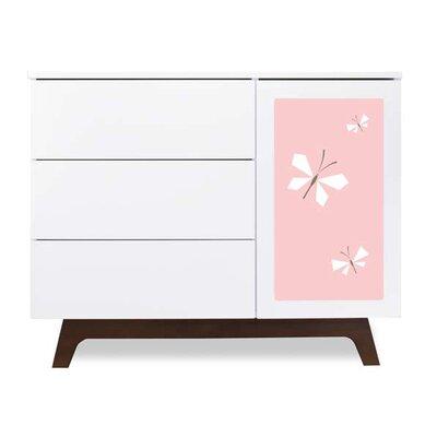 Cheap Muu Sam Dresser with Wings Panel (MUU1066)