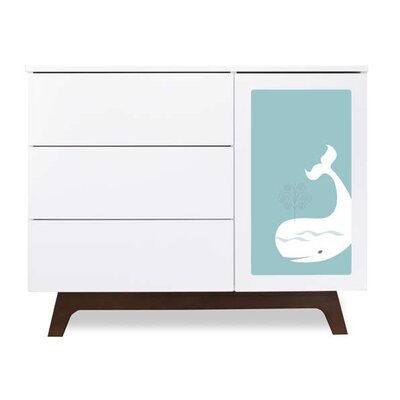 Cheap Muu Sam Dresser with Animal Panel (MUU1067)