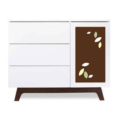 Cheap Muu Sam Dresser with Vines Panel (MUU1068)