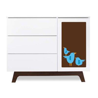 Cheap Muu Sam Dresser with Spring Panel (MUU1071)