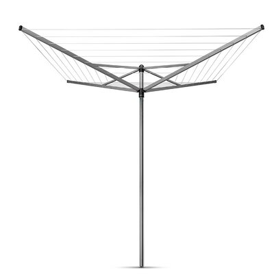 Rotary Top with Metal Ground Spike Drying Rack 310744