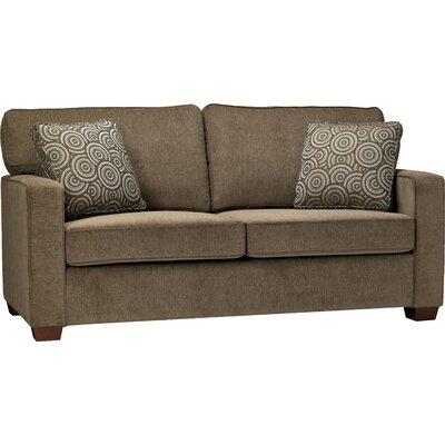 Ritter Sleeper Sofa Size: Queen Sleeper