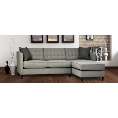 Sofas to Go Potts Sectional Potts Sectional
