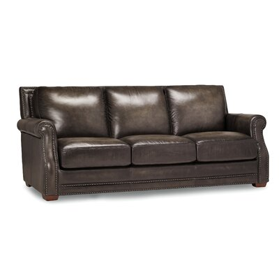 Paris Leather Sofa