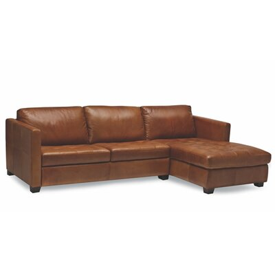 Lafayette Leather Sectional Sofas to Go Sectionals
