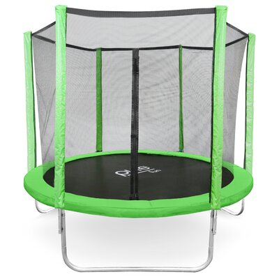 """Dura-Bounce 8"""" Round Trampoline with Safety Enclosure 9308TS"""