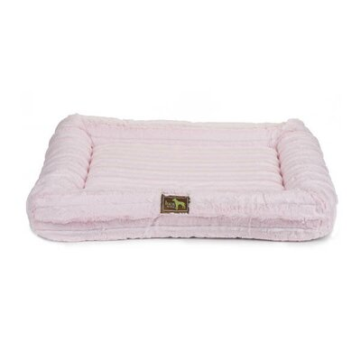 Crate Cuddler Bolster Size: 3 H x 30 W x 20 D, Color: Ivory