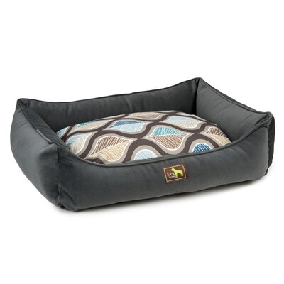 Lounge Bed Bolster with Easy Wash Cover Size: 5 H x 23 W x 18 D
