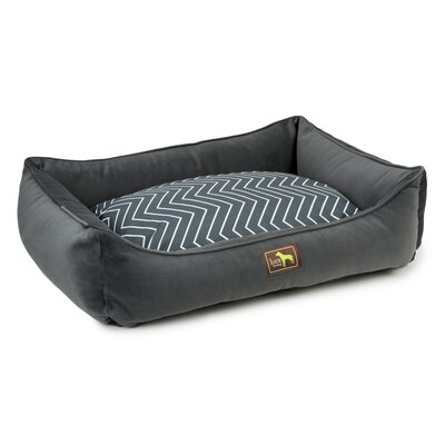 Lounge Bolster with Easy Wash Cover Size: 10 H x 33 W x 26 D