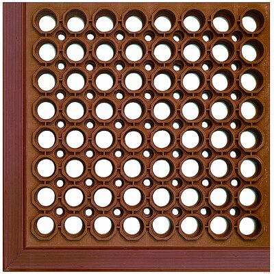 Safewalk Light Utility Mat Color: Terra Cotta
