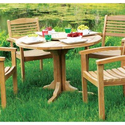 Claptise Dining Table Umbrella Hole Yes - Product photo