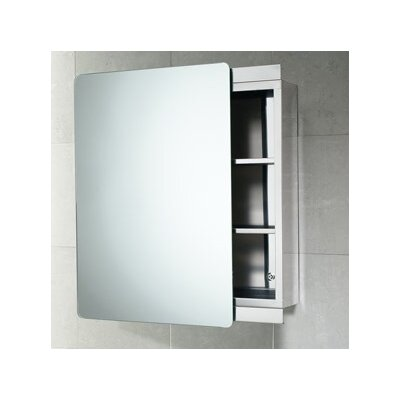 Kora 18.11 x 25.98 Surface Mounted Medicine Cabinet