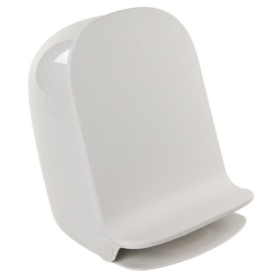 Gedy by Nameeks Moby Foot Activated Small Garbage Can - Color: White at Sears.com