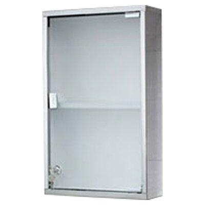 Joker 11.8 x 19.7 Surface Mounted Medicine Cabinet