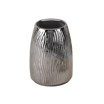 Jasmine Toothbrush Holder Finish: Silver Gedy JA98-13