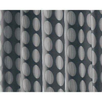 Cell Shower Curtain Color: Gray