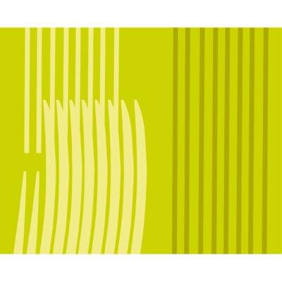 Monocromo Shower Curtain Color: Green