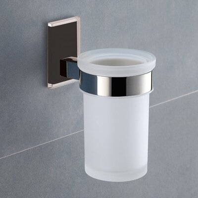 Maine Toothbrush Holder Finish: Black Gedy 7810-14