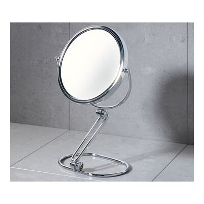 gedy by nameeks Specchio Magnifying Makeup Mirror in Chrome at Sears.com