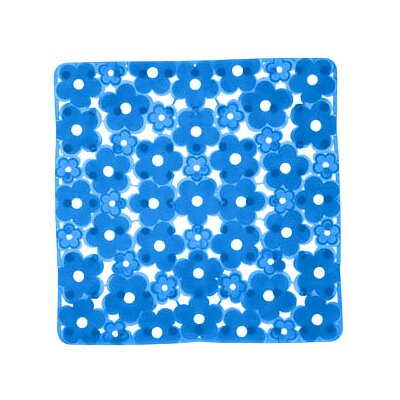 Margherita Shower Mat Color: Light Blue