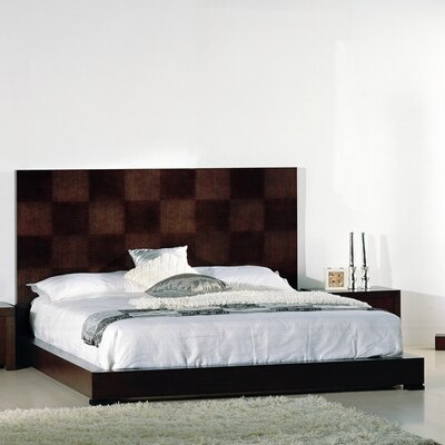 Furniture rental Traxler Platform Bed Size: Queen...