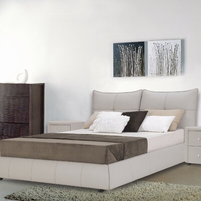 Bad credit financing Excite Platform Bed Size: King...