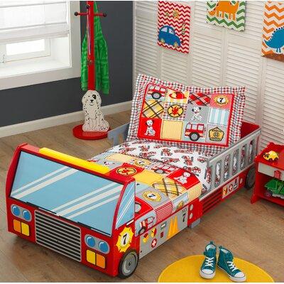 Kinderbett Feuerwehrauto | Kinderzimmer > Spielzeuge > Sonstige Spielzeuge | Red | Holz | KidKraft