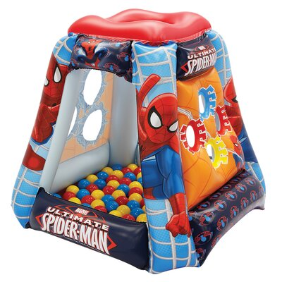 Ultimate Spiderman Spider Power Playland Play Tent (Set of 6) 09786-MM-US