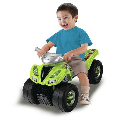 Teenage Mutant Ninja Turtle Power Off Road Push/Scoot ATV (Set of 2) 09834-MM