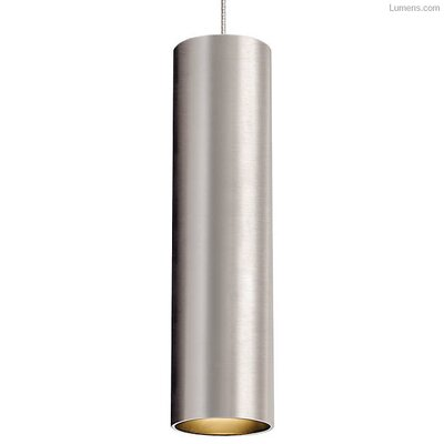 Piche 1-Light LED Mini Pendant Finish: Satin Nickel/Satin Nickel