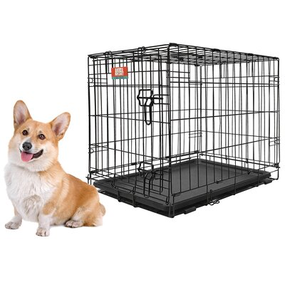 Michael Pet Crate Size: 30 H x 28 W x 42 L