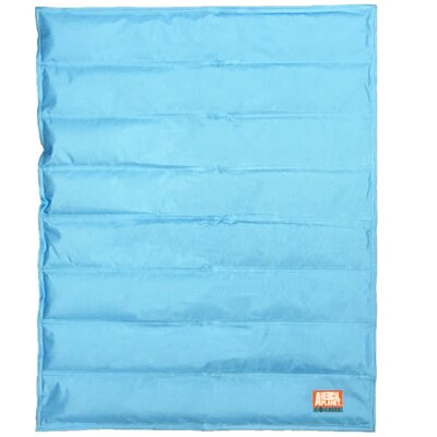 Cooling Gel Pet Mat Size: 36 L x 27 W, Color: Blue