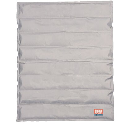 Cooling Gel Pet Mat Size: 30 L x 24 W, Color: Gray