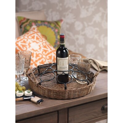 Zodax Rattan Tray and Caddy at Sears.com